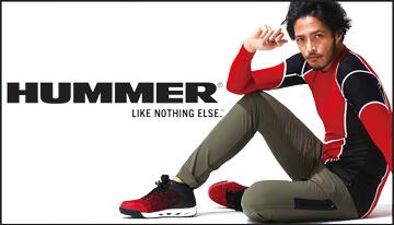HUMMER ハマー 作業服